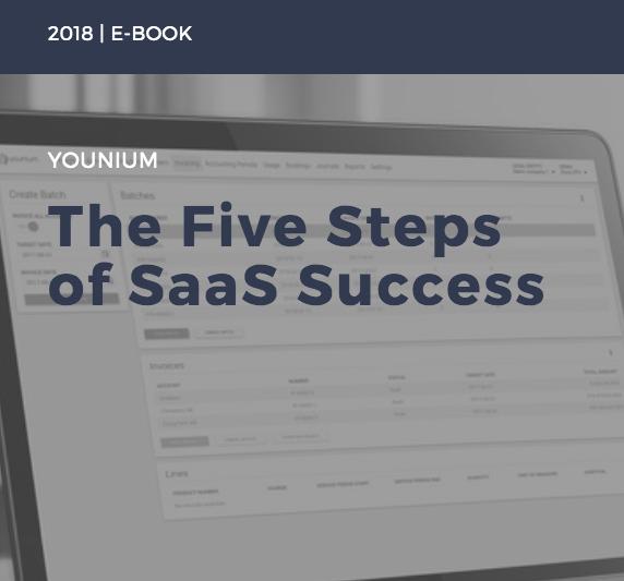 Younium E-Book SaaS Success