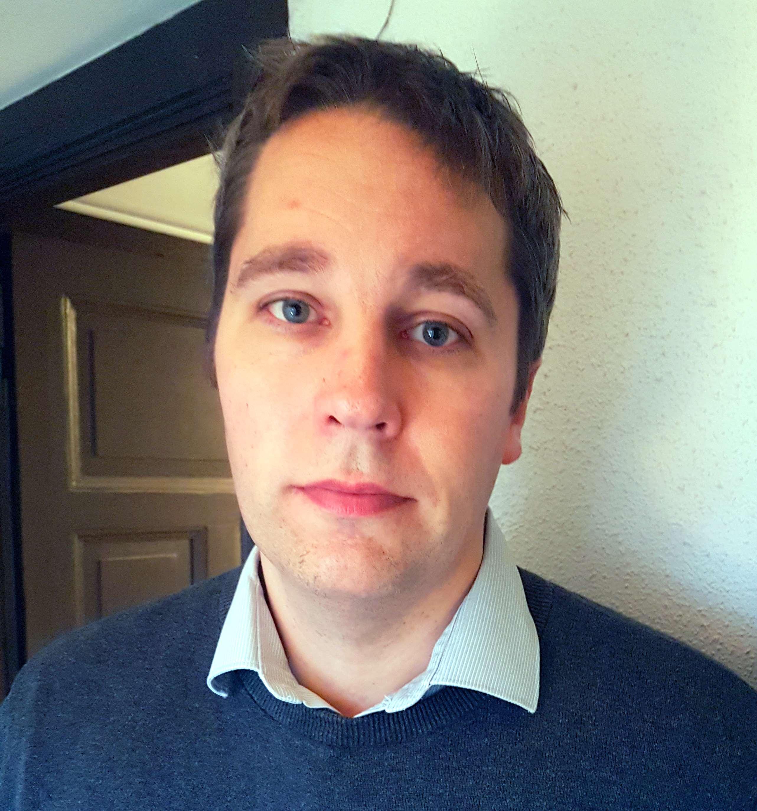 Fredrik Spira, Co-Founder and CTO